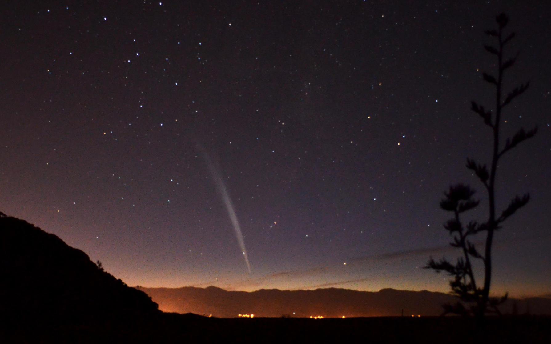 La Cometa di Natale